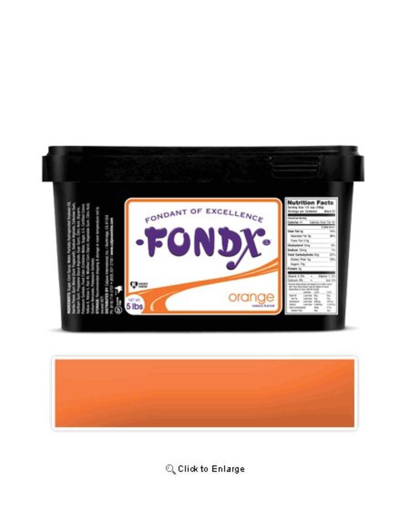 FONDX FONDX ORANGE 5LB