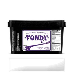 FONDX FONDX VIRGIN WHITE 5LB