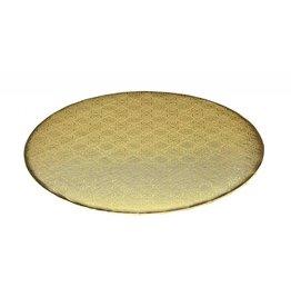 "Gold Circle Wraparound 9"" (WR9G)"