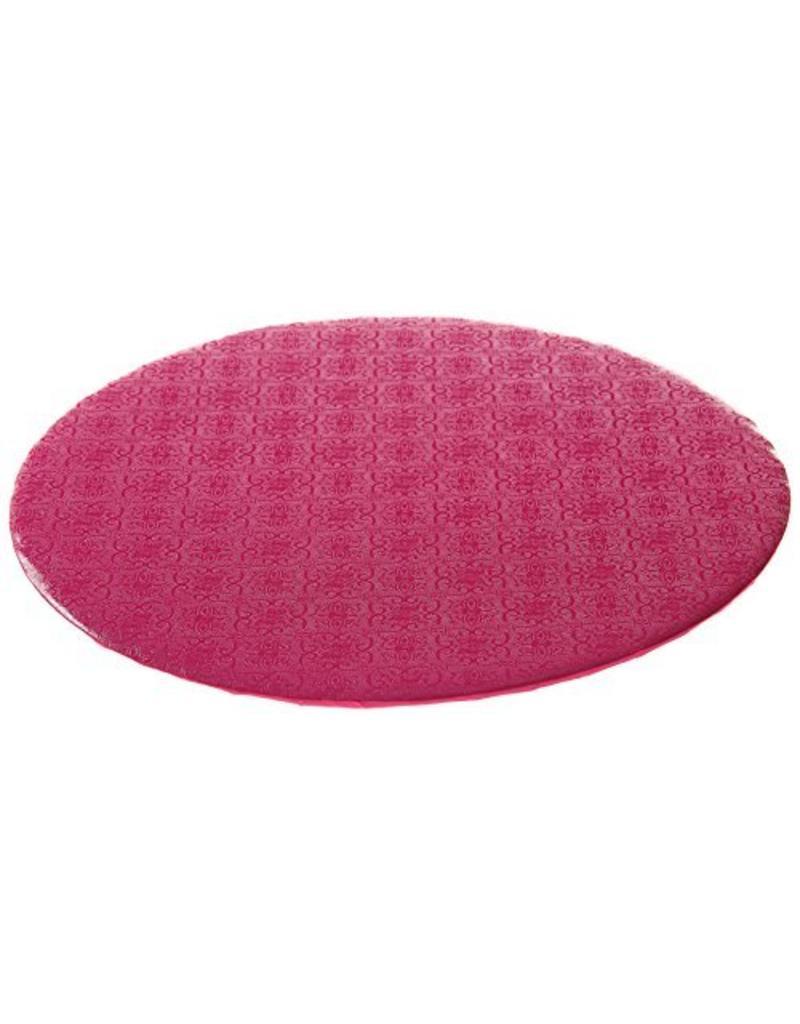 """Hot Pink Circle Wraparound 10"""" (WR10HP)"""