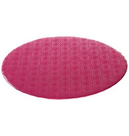 """Hot Pink Circle Wraparound 12"""" (WR12HP)"""