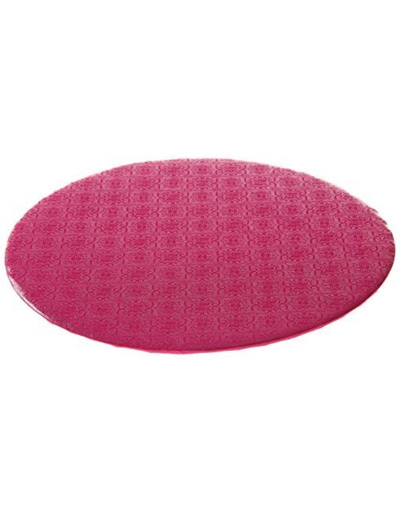 """Hot Pink Circle Wraparound 14"""" (WR14HP)"""