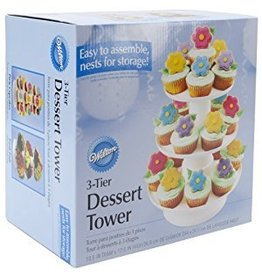 WILTON 3 TIER STACKED DESSERT 307-705