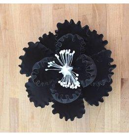 PEONY BLACK SUGAR FLOWER