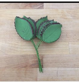 ROSE LEAF FILLER SUGAR FLOWER