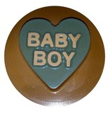 CK PRODUCTS BABY BOY CHOCOLATE MOLD 90-16116