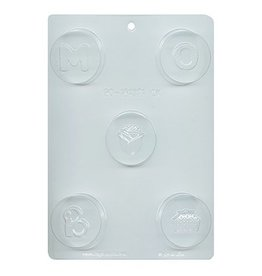 CK PRODUCTS M O M CHOCOLATE MOLD 90-161371
