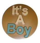 CK PRODUCTS IT'S A BOY CHOCOLATE MOLD 90-16118
