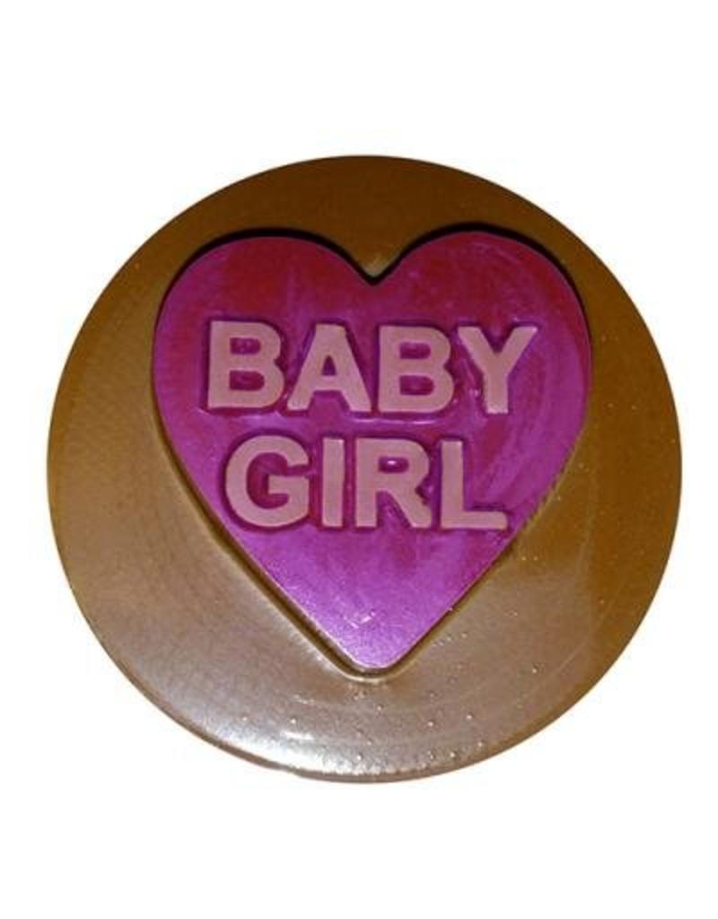 BABY GIRL CHOCOLATE MOLD 90-16115