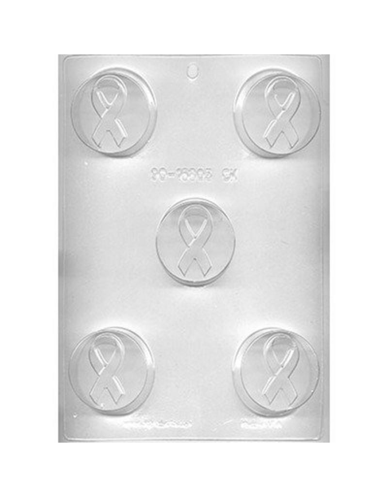 CK PRODUCTS CANCER RIBBON CHOCOLATE MOLD 90-16805