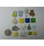 CLEARVIEW MOLDS SILICONE MOLD BABY B-3