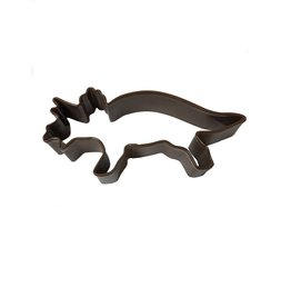 "5"" BROWN DINOSAUR CUTTER"