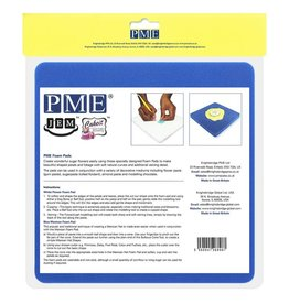 PME MEXICAN FOAM PAD BLUE MFP572