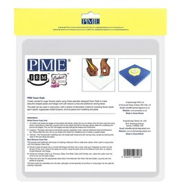 PME MEXICAN & FLOWER FOAM PAD SET 2 FPS574