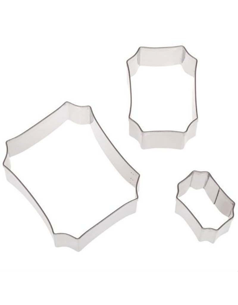 """ATECO 3 PLAQUE CUTTERS 1.5"""" - 3"""" 5265"""