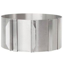 ATECO ADJUSTABLE CAKE RING 12060