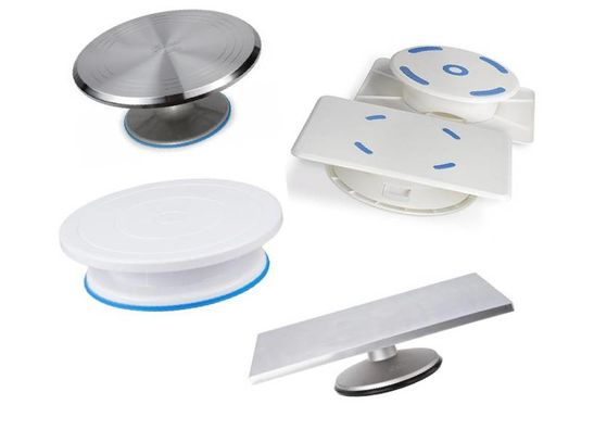 REVOLVING CAKE STANDS / TURNTABLES