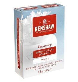 RENSHAW 1.5LB RENSHAW WHITE FONDANT ICING