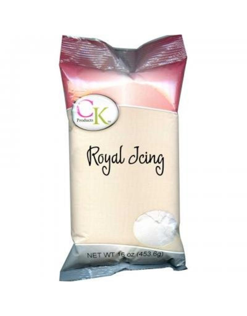 CK PRODUCTS ROYAL ICING MIX 1LB WHITE BY CK PRODUCTS