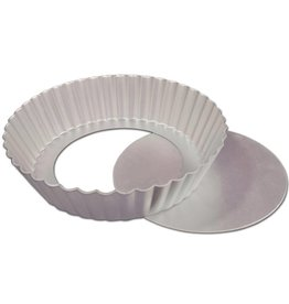 "FAT DADDIO'S FLUTED TART PAN 8"" x 2"" PFT-82"