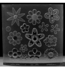 CLEARVIEW MOLDS SILICONE MOLD FLOWERS FL-4