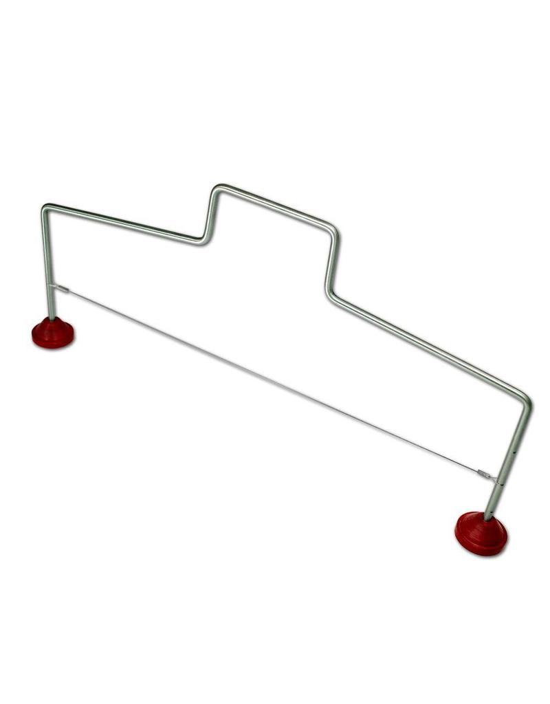 """FAT DADDIO'S STANDARD CAKE LEVELER, 14"""", WITH EXTRA WIRE CL-STD"""