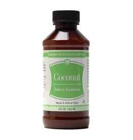 LORANN OILS COCONUT EMULSION 4 OZ