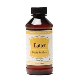 LORANN OILS BUTTER EMULSION 4 OZ