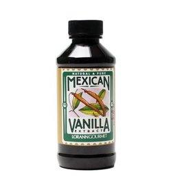 LORANN OILS VANILLA MEXICAN EXTRACT 4 OZ