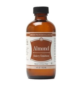 LORANN OILS ALMOND BAKERY EMULSION 4 OZ