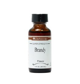 LORANN OILS BRANDY FLAVOR 1 OZ
