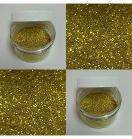 GOLD 14k GLITTER NON TOXIC, FOR DECORATIVE PURPOSES ONLY 5GR