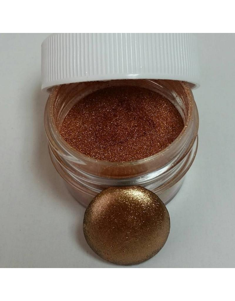 BRONZE PEARL DUST NON TOXIC, FOR DECORATIVE PURPOSES ONLY 5GR