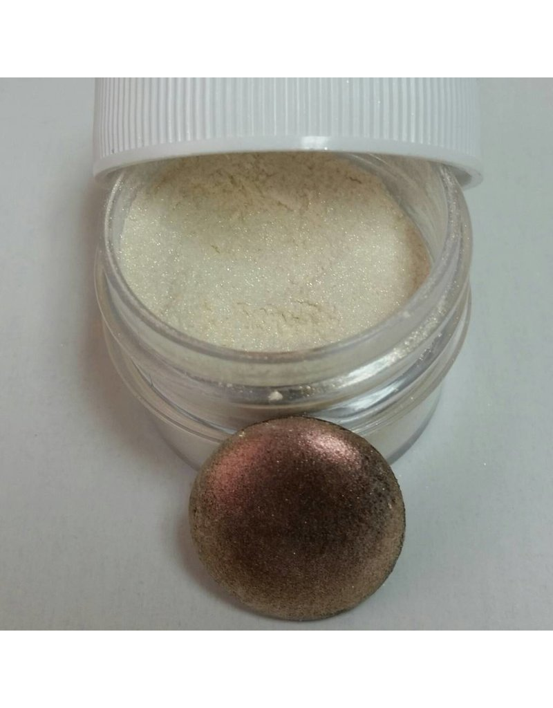 COPPER PEARL DUST 5GR NON TOXIC, FOR DECORATIVE PURPOSES ONLY
