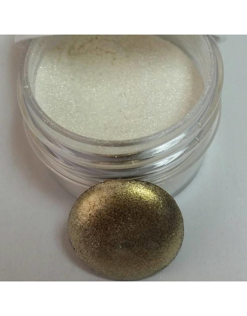 GOLD PEARL DUST 5GR NON TOXIC, FOR DECORATIVE PURPOSES ONLY