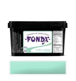 FONDX BABY GREEN 5 LB