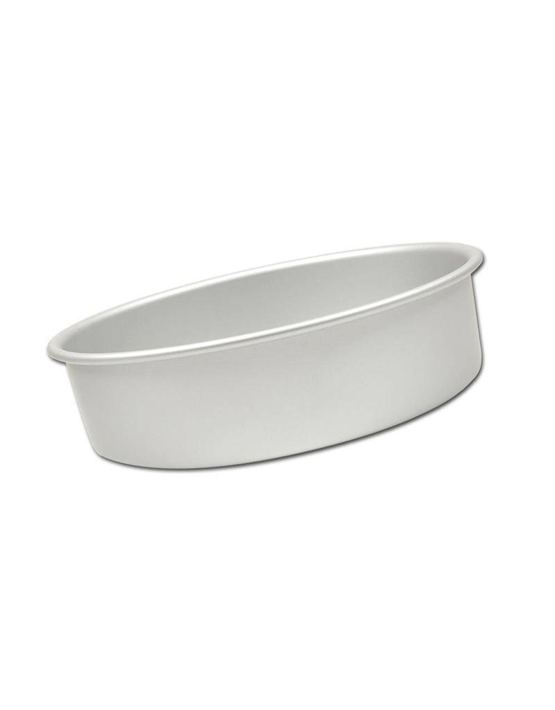 "FAT DADDIO'S ROUND CAKE PAN SOLID BOTTOM 6"" X 2"" PRD-62"