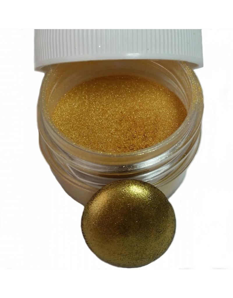 MAYAN GOLD PEARL DUST NON TOXIC, FOR DECORATIVE PURPOSES ONLY 5GR