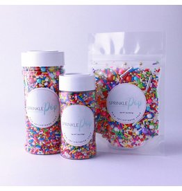 SPRINKLE POP RAINBOW ROAD SPRINKLE MIX 8 OZ