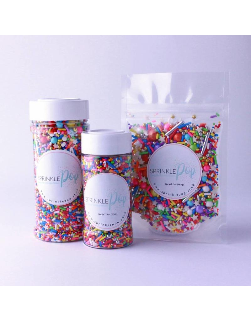 RAINBOW ROAD SPRINKLE MIX 8 OZ