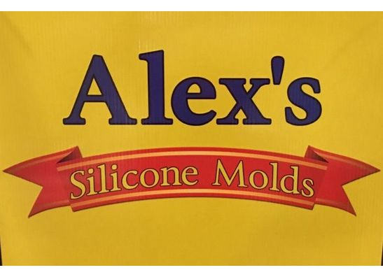 ALEX'S SILICONE MOLDS