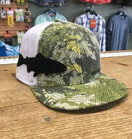 Rep Your Water Trout Fly Patch Hat