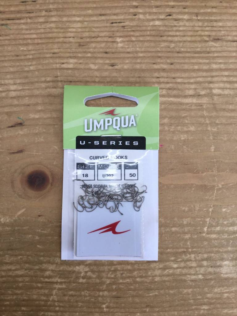 Umpqua Umpqua U-Series Curved U202 #18