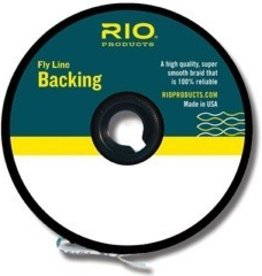 rio RIO FLYLINE BACKING 20LB 100YD CHARTREUSE