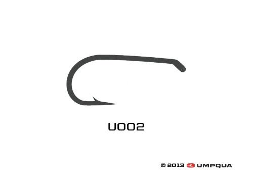 Umpqua Umpqua U Series HOOKS U002 (50PK) 12