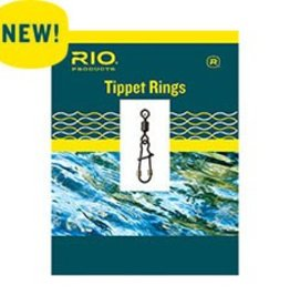 rio RIO Trout Tippet Ring 10-Pack Size Small