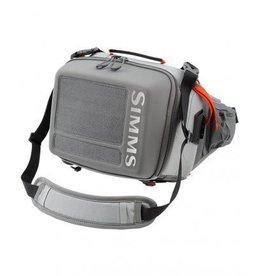 Simms Simms Waypoints Hip Pack- Large- Gunmetal