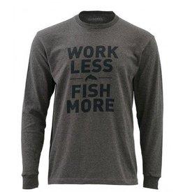 Simms Simms Work Less Fish More Long Sleeve
