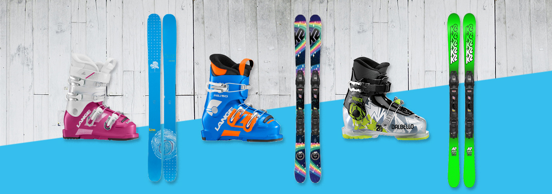 JR 2017 2018 Skis