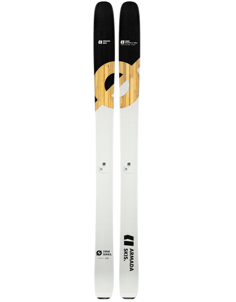 ARMADA SKIS INC 20 ARMADA DECLIVITY X